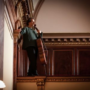 Cellist Colin Carr